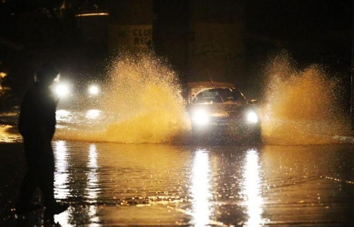 Instabilidade perde força após sexta-feira de chuva forte e temporais