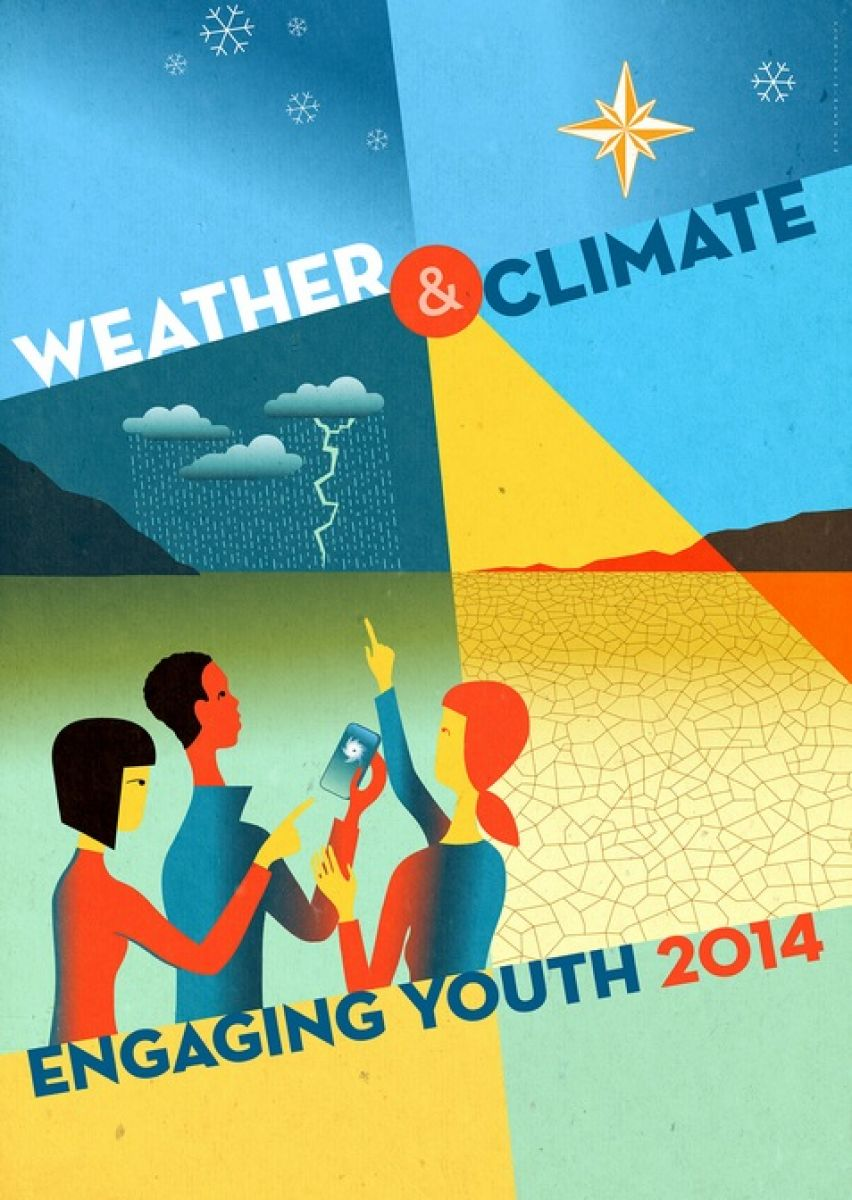 Mobilizando nossa juventude para o tempo e o clima