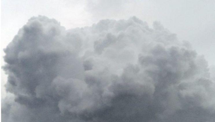 Vórtice ciclônico traz mais um dia com chuva forte localizada