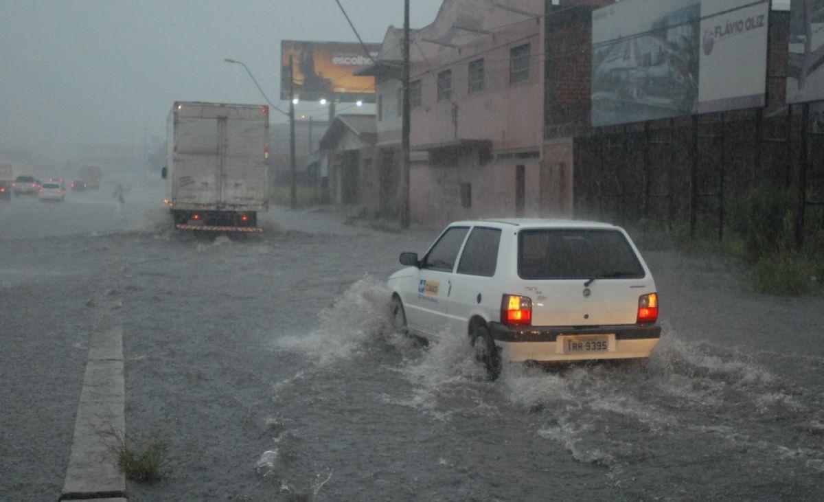 MetSul adverte para ciclone e intenso vento no Uruguai e Sul gaúcho