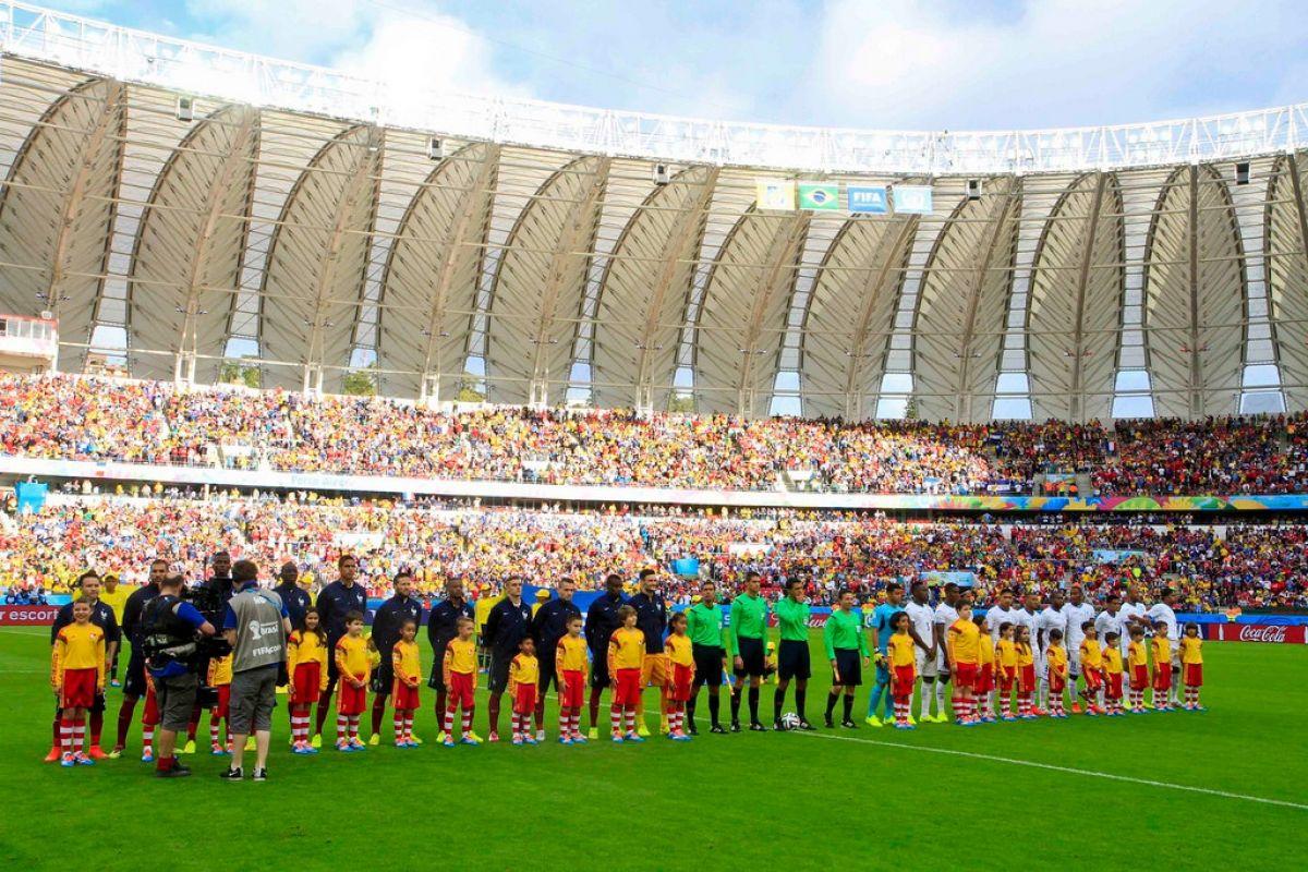 Copa do Mundo 2014 – Semana que receberá a Laranja terá ar polar