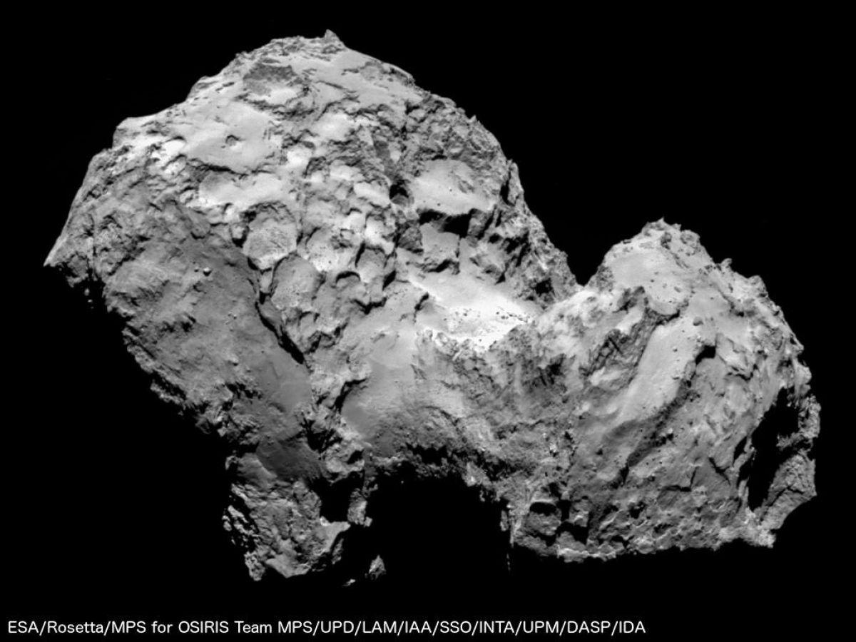 Rosetta – Um fantástico passo para o homem na exploração do espaço