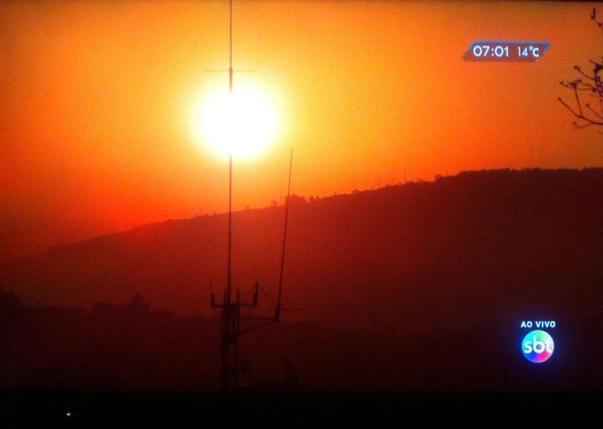 Fim de semana será marcado pelo forte calor no Rio Grande do Sul