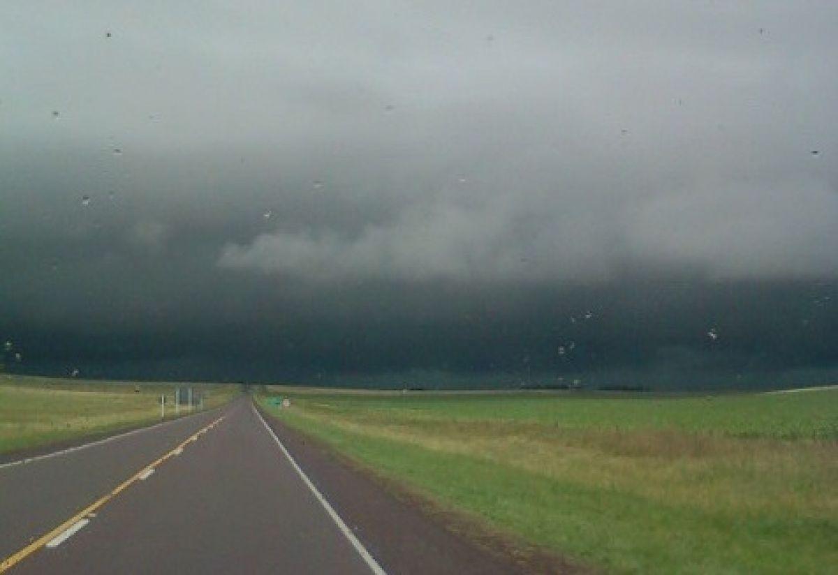 Advertência – Emergência meteorológica no Uruguai