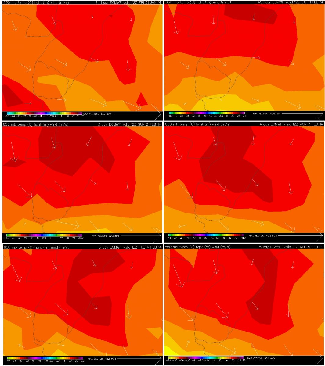 Onda de calor entra em nova fase e ganhará força no fim de semana