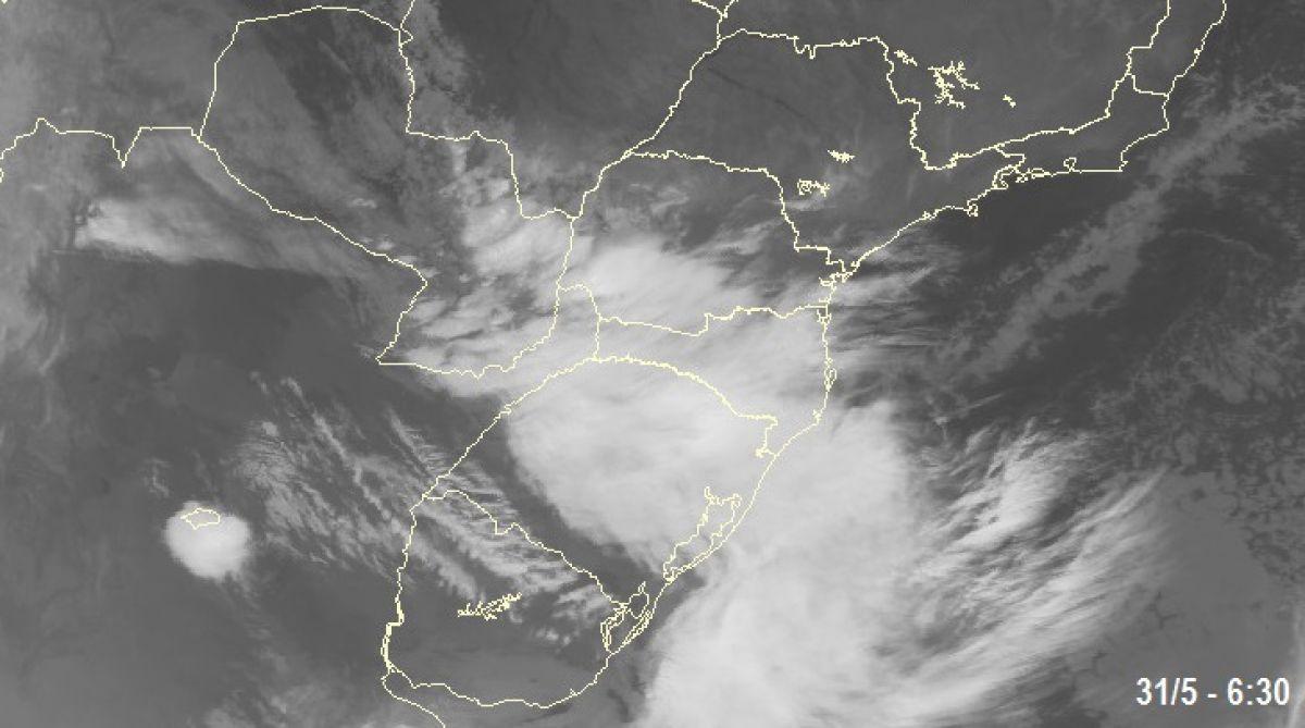 Rio Grande do Sul tem mais um dia de temperatura abaixo de zero