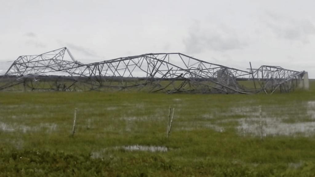 Instabilidade no Sul do Brasil