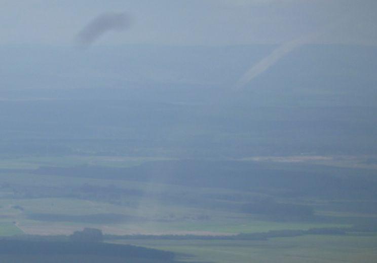 Tornado é registrado entre Encruzilhada do Sul e Pantano Grande