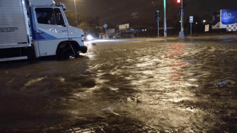 Terça-feira muito chuvosa no Rio Grande do Sul