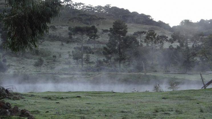Rio Grande do Sul tem primeira mínima negativa do ano