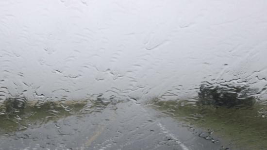 Previsão de muita chuva para parte do Sul do Rio Grande do Sul