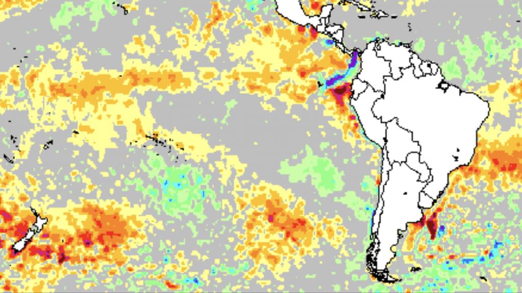 Boletim do El Niño