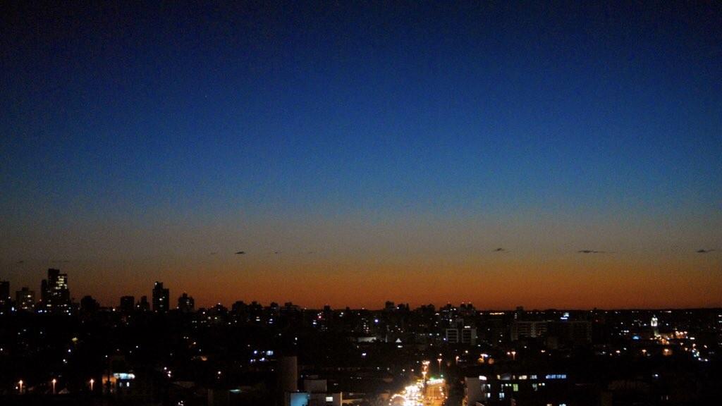 Ar polar cobre o Sul do Brasil em sábado de sol e muito frio
