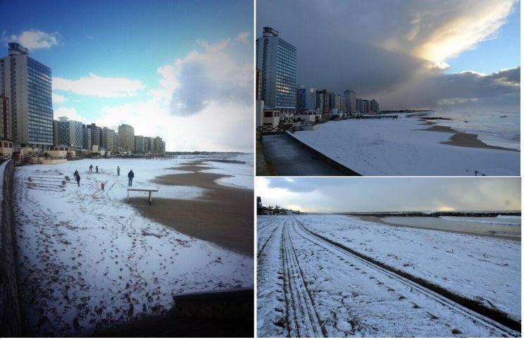 Neve pode voltar a cair no Sul do Brasil neste começo de semana