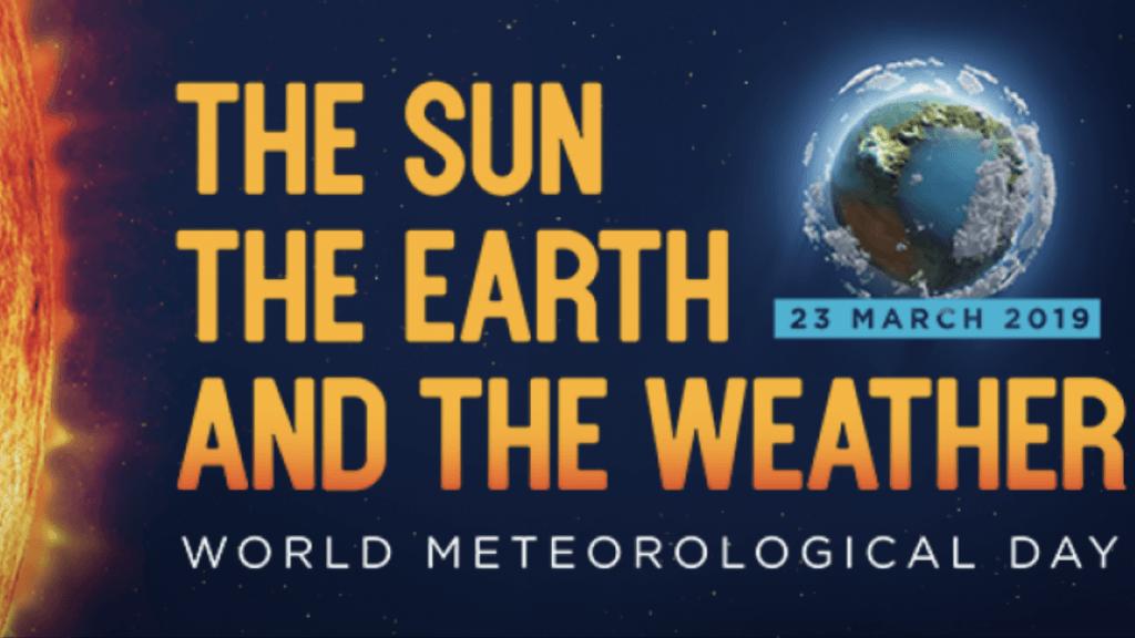 Dia da Meteorologia 2019 – O Sol, a Terra e o Tempo