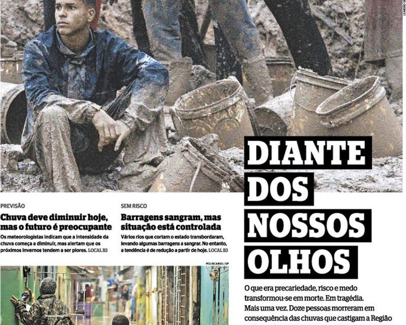 Pernambuco: pior saldo de mortos por chuva no inverno desde 1975