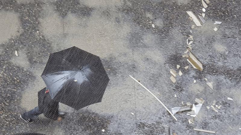 ***ATENÇÃO*** Elevados volumes de chuva nos próximos dias