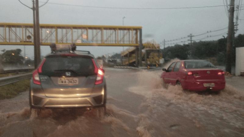 Grande Porto Alegre voltará a ter chuva durante o feriado