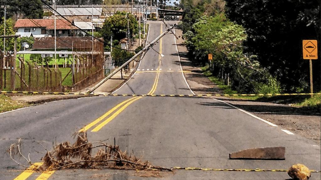 ***ALERTA*** Tempestades prosseguem no Rio Grande do Sul