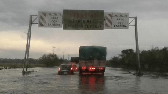 Formação de ciclone trará chuva excessiva e temporais no Cone Sul
