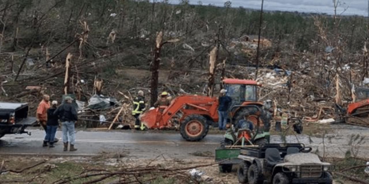 Tornados deixam saldo trágico no Sul dos Estados Unidos