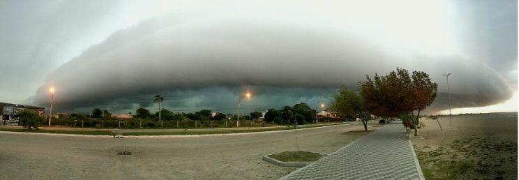 Tempestade em Pelotas