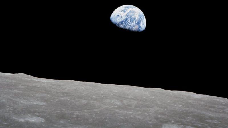 A mais icônica imagem das expedições do homem à Lua