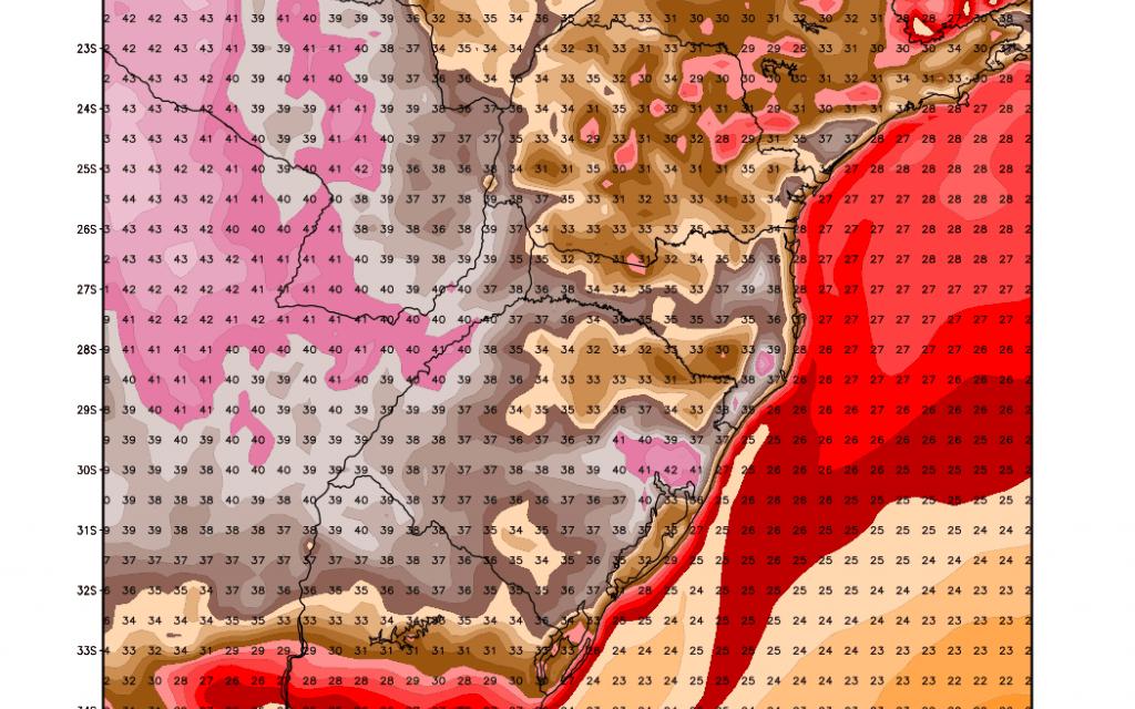 Porto Alegre pode ter começo de ano mais quente em sete décadas