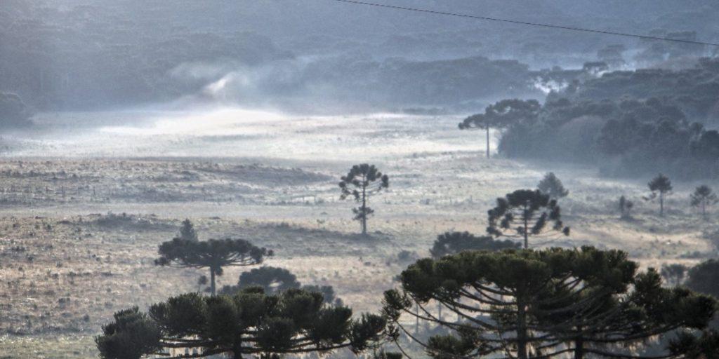 Pulsos de ar frio marcarão a semana e induzirão instabilidade