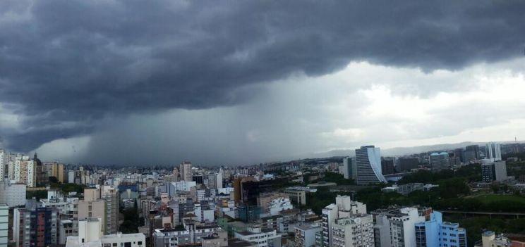 MetSul alerta para chuva forte e temporais no Rio Grande do Sul