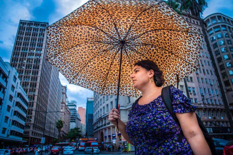 Porto Alegre tem o abril mais chuvoso em 35 anos