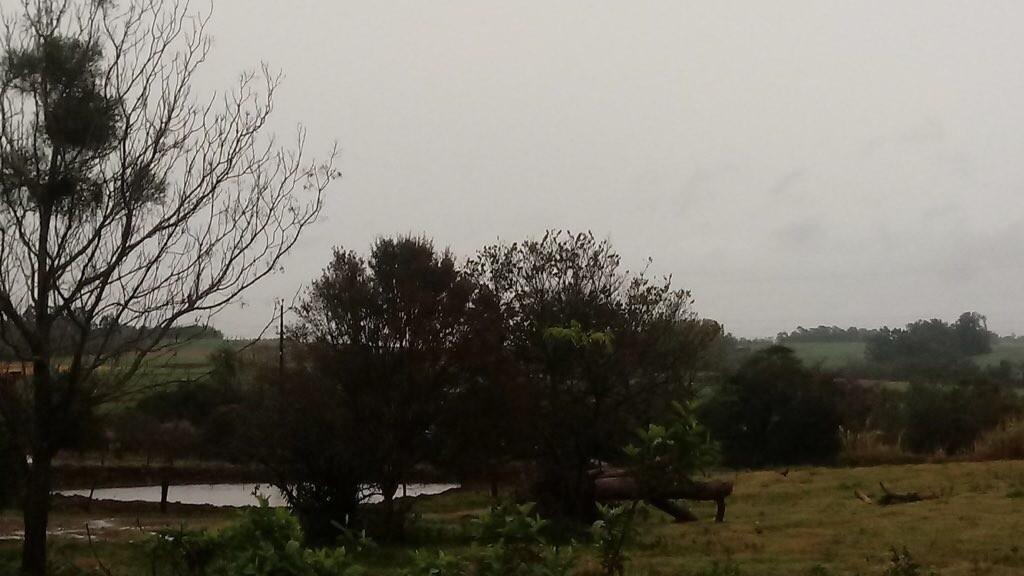 Instabilidade marca o sábado no Rio Grande do Sul