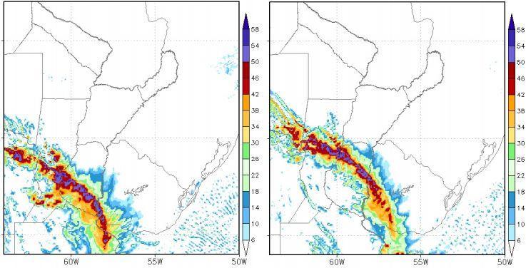 Ciclone favorece tempo severo na Argentina, Uruguai e Sul do Brasil