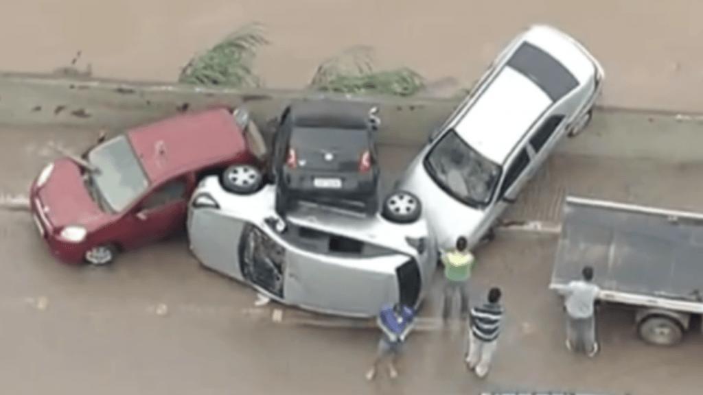 Tragédia pela chuva em São Paulo