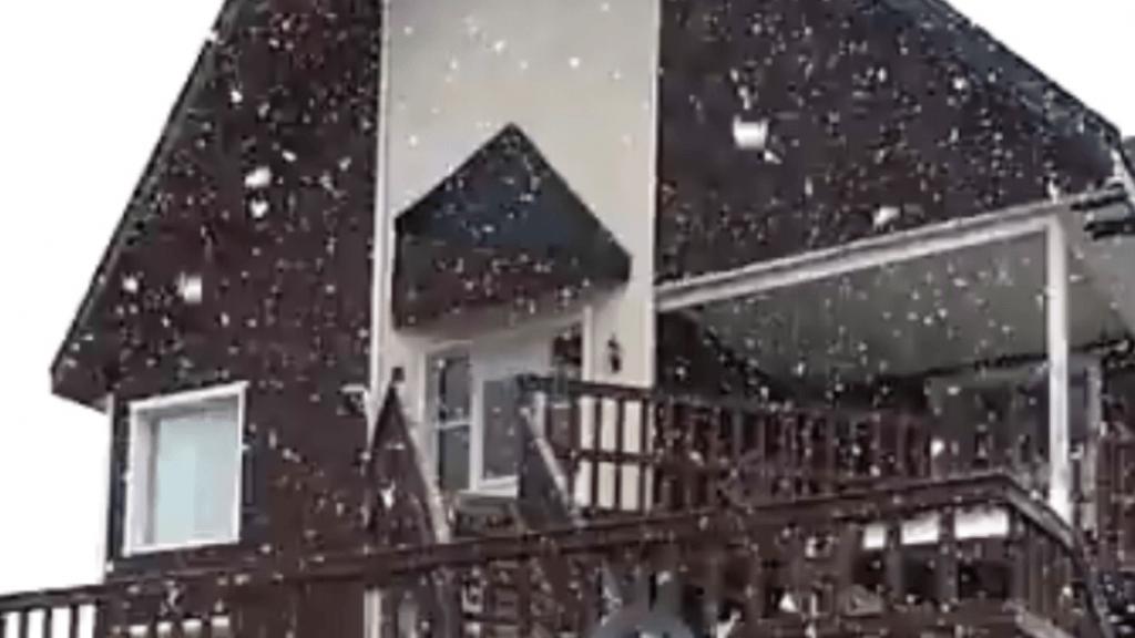 Massa de ar frio que trouxe neve na Argentina chega ao Sul do Brasil