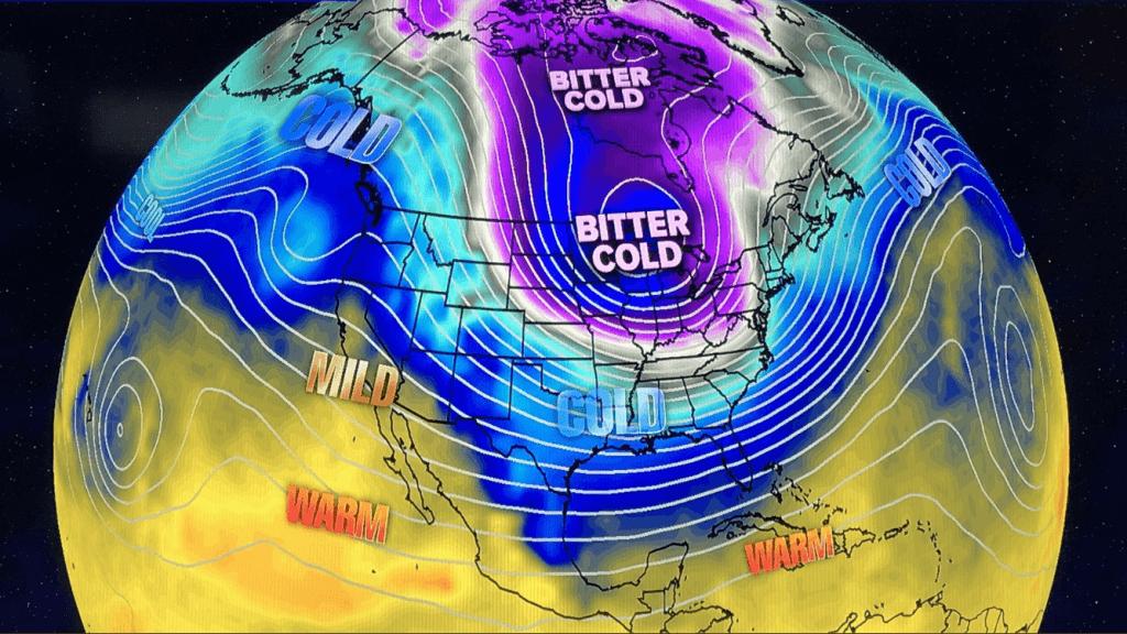 Frio atingirá níveis absurdos e fatais nesta semana nos EUA