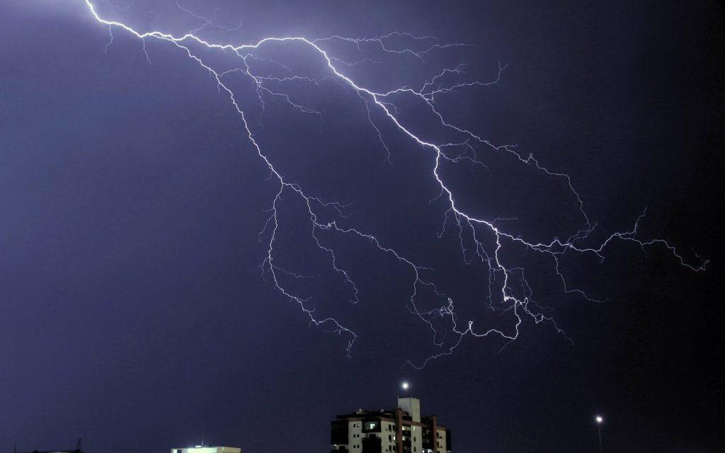 Rio Grande do Sul teve de chuva intensa a tornado