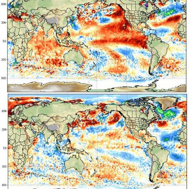 El Niño – O que há de diferente em 2018?
