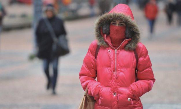 Ar polar trouxe marcas históricas de frio na Argentina e Sul do Brasil
