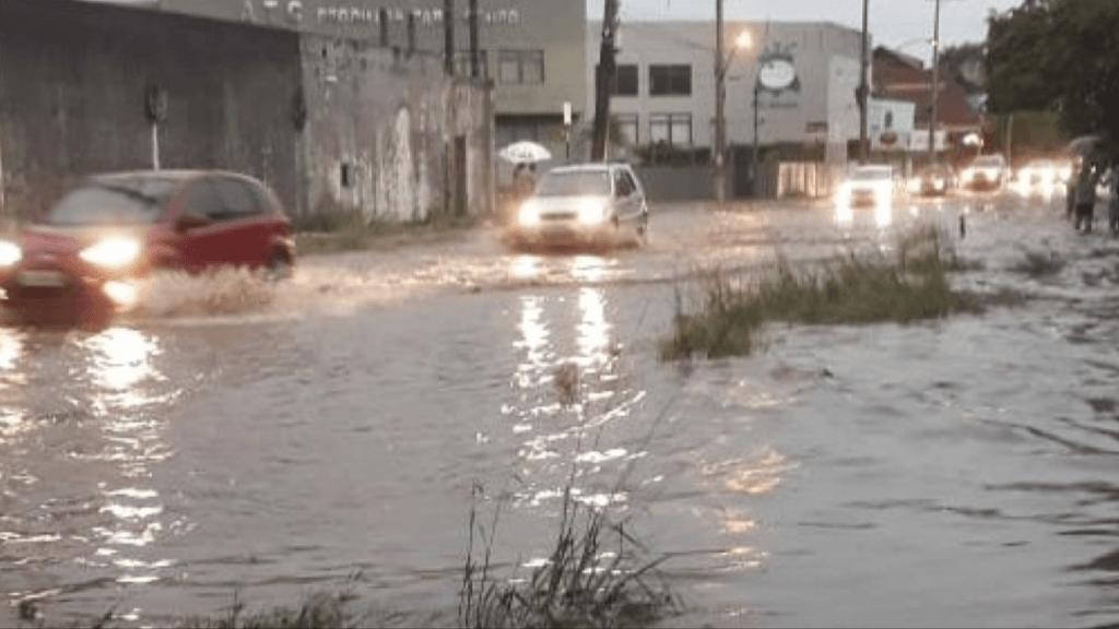 Condições seguem favoráveis a temporais no Sul do Brasil