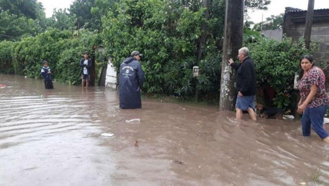 Enchentes atingem o Norte da Argentina, Paraguai e Mato Grosso do Sul