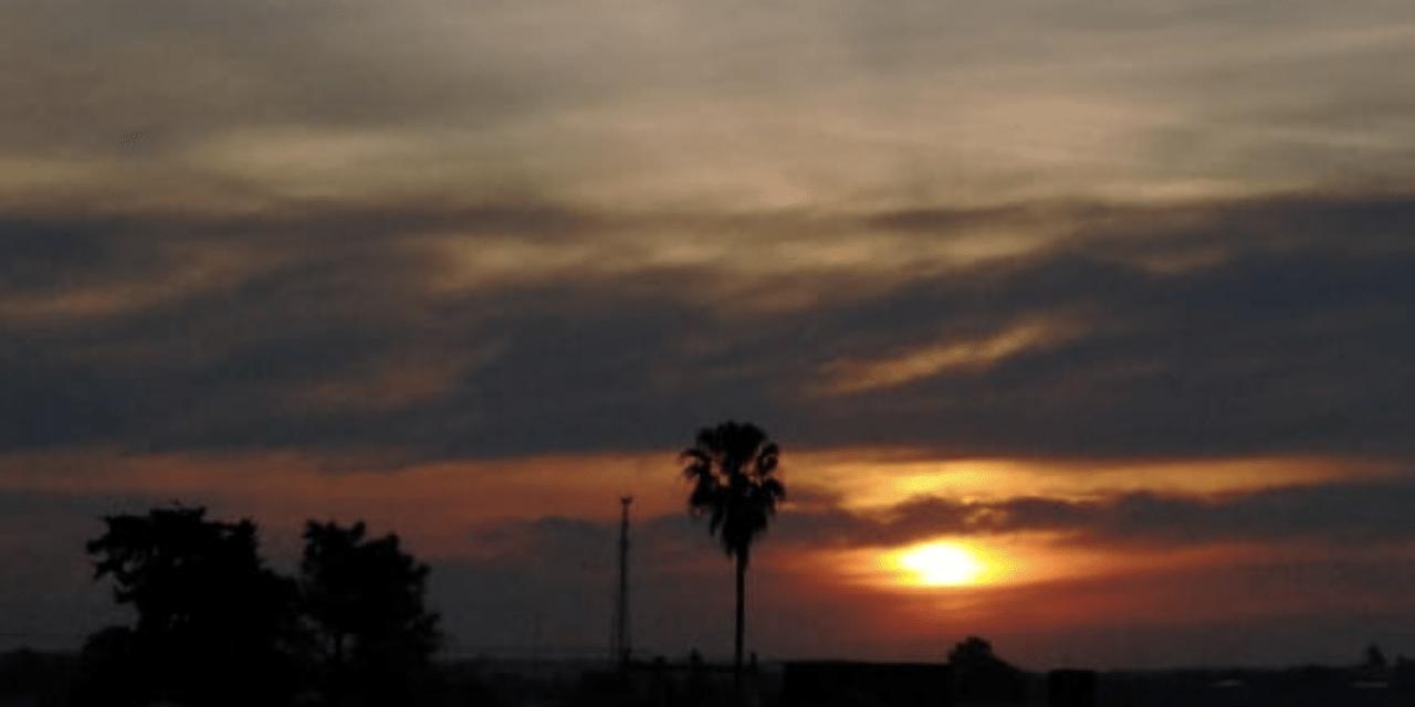 Sexta-feira de sol e nuvens terá maior aquecimento à tarde