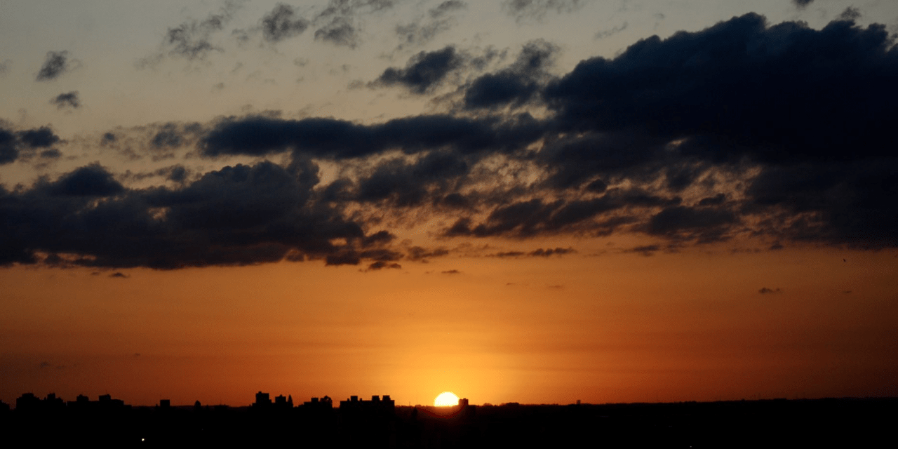 Quarta de sol começa e termina com frio no Rio Grande do Sul