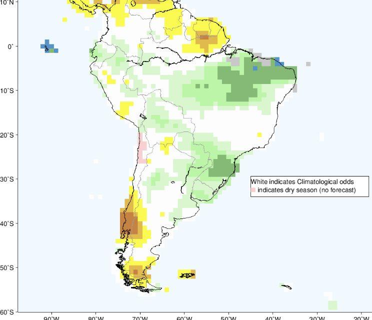 Um outono com alto risco de enchentes no Sul do Brasil
