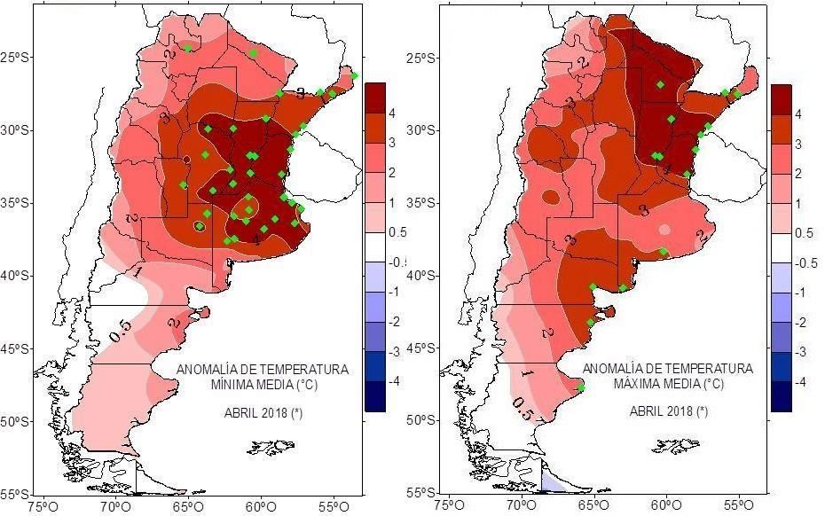 Buenos Aires teve o abril mais quente desde 1906