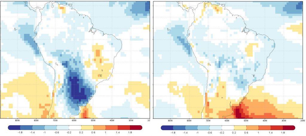 Como fica a temperatura nas próximas semanas? O frio veio para ficar no Sul do Brasil?