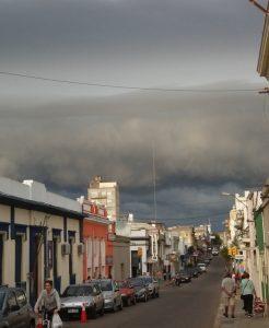 Chuva retorna ao Sul do Brasil