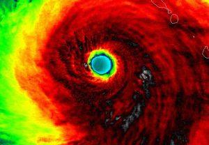 Porto Rico enfrenta pior furacão desde 1932