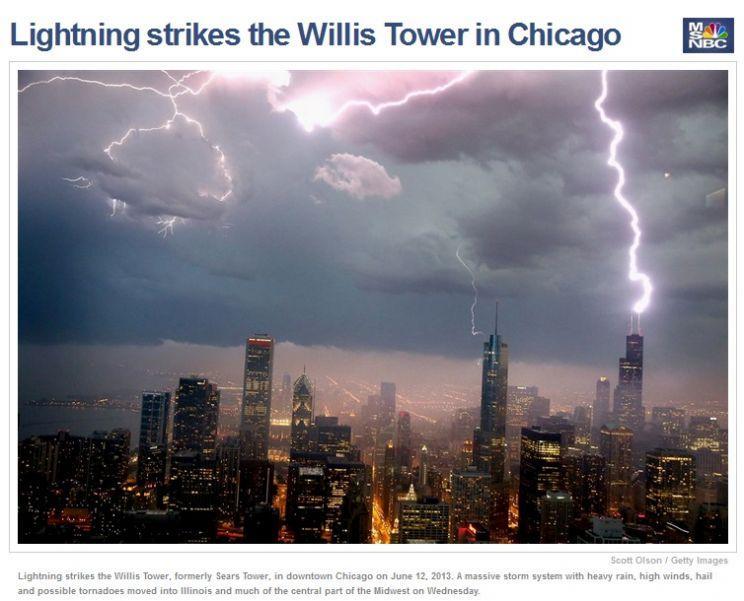 Tempestades severas no Meio-Oeste dos Estados Unidos