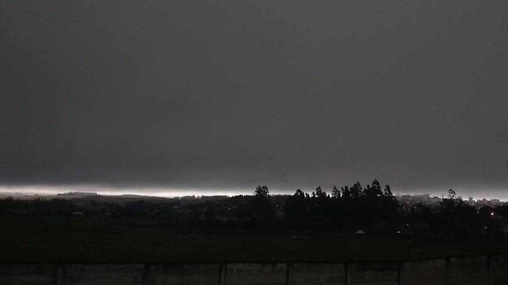 Chuva retorna à Metade Norte gaúcha nesta quinta-feira